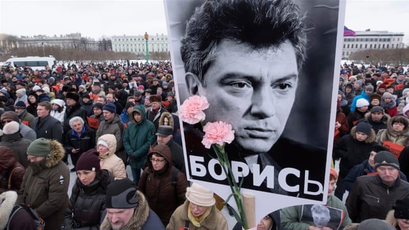 Boriss Ņemcovs laikabiedru atmiņās (video)
